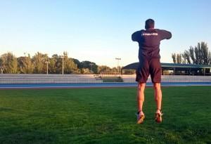 entrenamiento para mejorar el salto